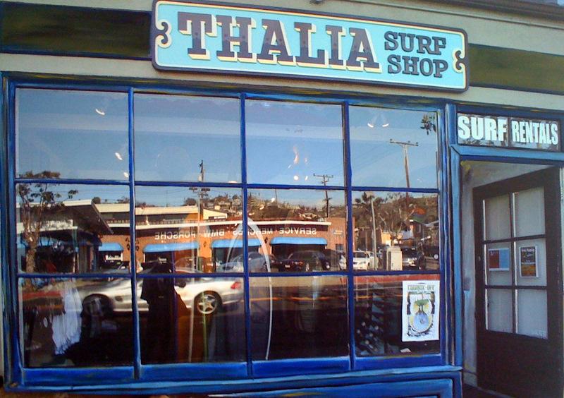 thalia surfshop 78 X 53,5 cm 195 €
