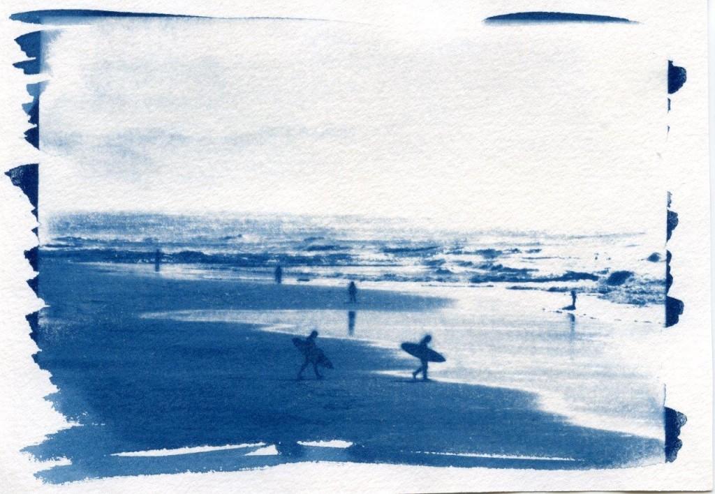 cyano ( hossegor 2001 n°2 - 10x15